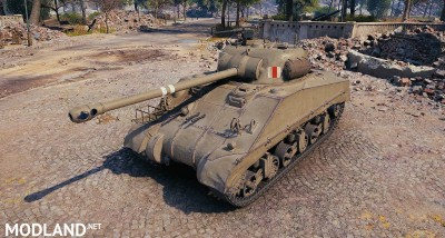 Classic's M4A2 Sherman Firefly IIIC Remodel 2.4 [1.4.1.1], 2 photo